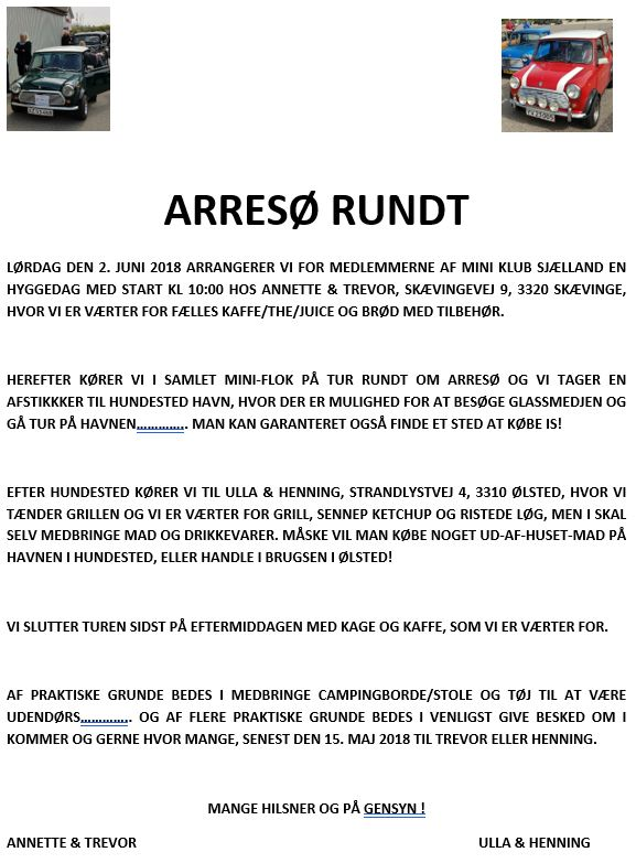 Arresø Rundt